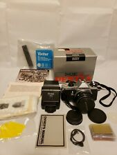 PENTAX Me Super Camera Body Original Box Directions (AS IS)