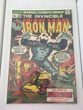 Iron Man issue 56. Marvel Comics