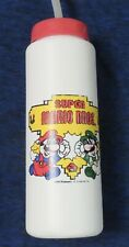 1988 Nintendo of America Inc Super Mario Bros. Luigi Water Bottle NES Era RARE
