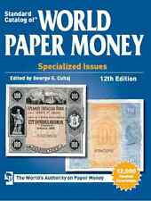 Catalog of World Paper Money Specialized Issues 12th edition PDF (Banknotes)