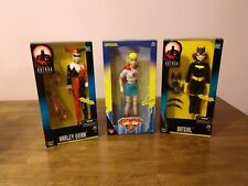 "Animated Series - The New Batman Adventures 12"" Batgirl, Harley Quinn, Supergirl"