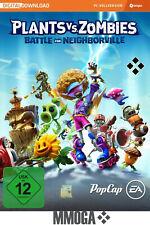 Plants vs Zombies: Battle for Neighborville - PC EA Origin Spiel Download Code
