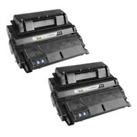 2 Pack Q5942X 42X High Yield Black Printer Laser Toner Cartridge for HP