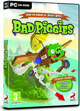 Bad Piggies (PC)  BRAND NEW AND SEALED - QUICK DISPATCH