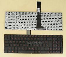 For Asus W508L W508M W518J W518L W518M D552C D552E Keyboard Croatian Slovene Red