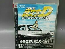 PS3 Initial D Extreme Stage JAPAN Racing Game [Used] Free Shipping!