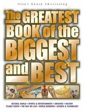 Greatest Book of the Biggest and Best By Brian Williams