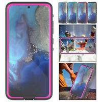Shockproof IP68 Waterproof Full Case For Samsung Galaxy S20+ Plus S20 Ultra 5G