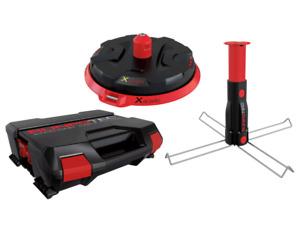 Runpotec XB300-COMPLETE SET 300KG CABLE DISPENSER +CASE+MANDREL