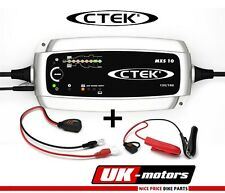 CTEK MXS10 MXS 10 Batterie Ladegerät 12V Reconditionierung Lade Erhaltung