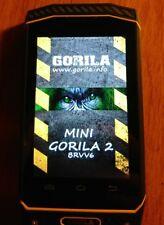 Movil Mini Gorila 2 BRVV6 nuevo sin estrenar y con garantia 2 años!