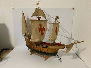 Modellbau Schiff aus Holz