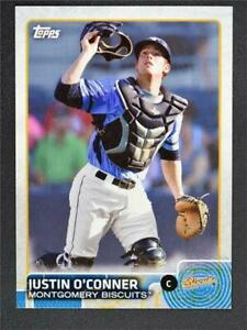 2015 Topps Pro Debut #9 Justin O'Conner - NM-MT