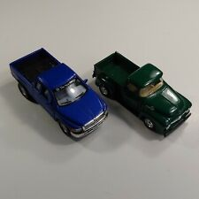 1956 Ford F-100 Pickup and Dodge Ram 1500 diecast Lot of 2. Lionel/MTH scale