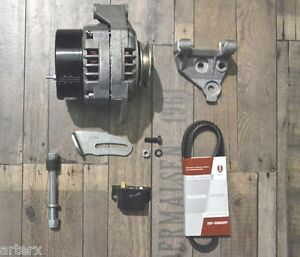 Lada Niva 80A Alternator Upgrade Kit