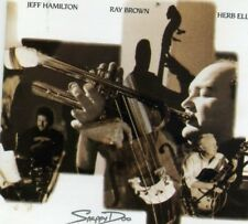 JAMES MORRISON Snappy Doo CD Jeff Hamilton Ray Brown Herb Ellis
