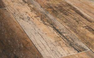 5x24 Rectified Wood-look Oak Porcelain Plank Field Tile Floor (BOX OF 5)