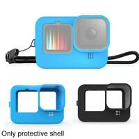 Protective Silicone Case For GoPro 9 Action Camera Accessories  Dirt-resistant