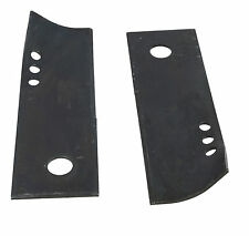 Rotary Blade Set Of 2 Fits ROVER Pro Models A16355, 742-04413 Pro CUT 560, 22""