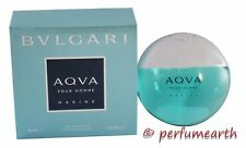 Aqva Marine By Bvlgari 5.0oz./150ml Edt Spray For Men New In Box