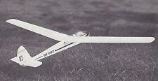Vintage Giant Orange Julius Sport Sailplane Plans, Templates, Instructions