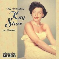 Definitive Kay Starr on Capitol-Kay Starr (CD, Mar-2002, 2 Discs, Collectors'NEW