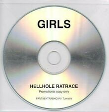 (AB296) Girls, Hellhole Ratrace - DJ CD