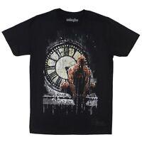 Daredevil Clocktower Marvel Comics Licensed Adult T-Shirt