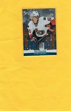 2013-14 PANINI SELECT FIRE ON ICE BLUE ERIK KARLSSON #FS-26