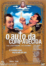 DVD O Auto da Compadecida [ A Dog's Will ] Movie + TV Series [ 2-Disc Set ]
