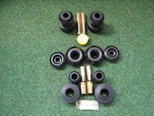 PU Bearing Axle Set C 82shore Golf 2 Gt Gti 8V 16V G60 Black Bushes Polyurethane