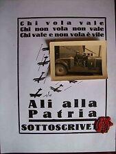 FOTO ORIGINALE SCUOLA DI VOLO ALIANTI UDINE 1919 AVIATORE ITALIANA AEREONAUTICA
