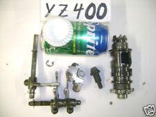 77 - 78 YAMAHA YZ400 yz 400 SHIFT FORKS DRUM FORK TRANY