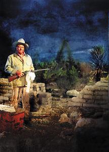 Big Jake (1971) John Wayne movie poster art print