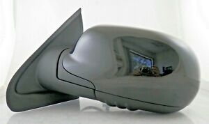 Genuine OEM Power Mirror Driver 2006-09 Trailblazer SS Black Metallic 19120877
