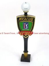 1990s Michelob Beer 19th Hole Pga Golf 11¼ inch Tap TavernTrove