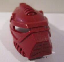 Lego 50931 Mask Dark Red Bionicle Head, Toa Hordika Vakama  du 8736 -MOC