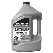 4l Mercury Quicksilver aceite del motor SAE 10w-30 motor sintética de aceite 92-8m0152564 Oil