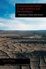 USED (VG) Environmental Politics in Latin America and the Caribbean volume 2: In