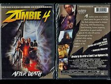 Zombie 4: After Death (Brand New DVD, 2002)