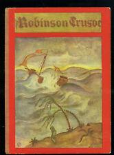 Robinson Crusoe oder Leben und Abenteuer eines Schiffbrüchigen -- von 1930 --