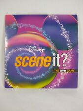 Disney Scene It? The DVD Game Replacement Disc ONLY w Sleeve