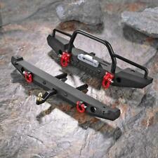 Front Rear Bumper Parts & Screws For Rc Crawler Cars Traxxas Scx10Ii 90046 H2I4