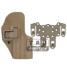 CQC Serpa Main droite Taille Pistol Holster avec Strike Molle pour h&k USP COMPACT