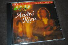 "ANDRE RIEU ""Merry Christmas"" CD / CNR MUSIC - 100.396-2 / 1992"