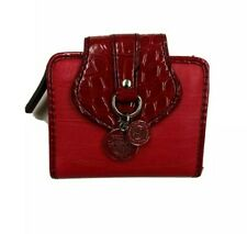 XOXO Red Change Purse ID Credit Card Wallet NWOT         HG6