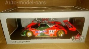 MAZDA 787 B 1991 LEMANS WINNER CAR IN 1/18 SCALE BY CMR REPLICA CARS