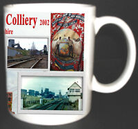 PRINCE OF WALES COLLIERY COAL MINE MUG LIMITED EDITION GIFT MINERS YORKSHIRE PIT