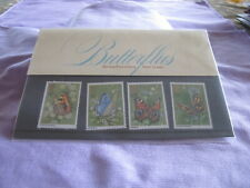 Royal Mail GB Stamps Presentation Pack --- British Butterflies