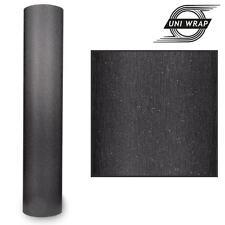Negro Aluminio Cepillado VINILO - PEGATINA VINILO - Todos Los Tamaños - Sin Aire